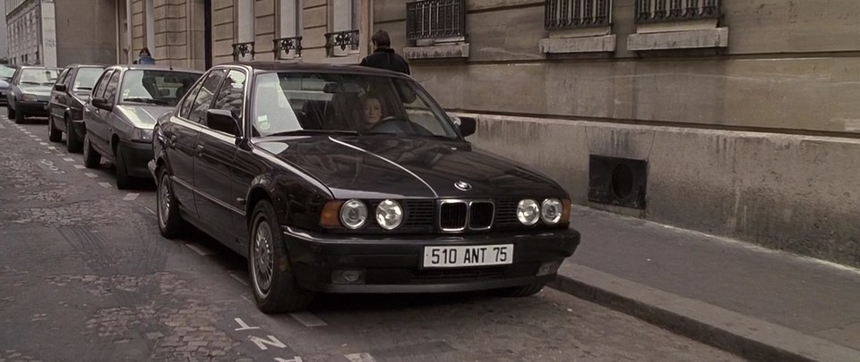 "Transporter Movie Audi >> IMCDb.org: 1991 BMW 535i [E34] in ""Ronin, 1998"""