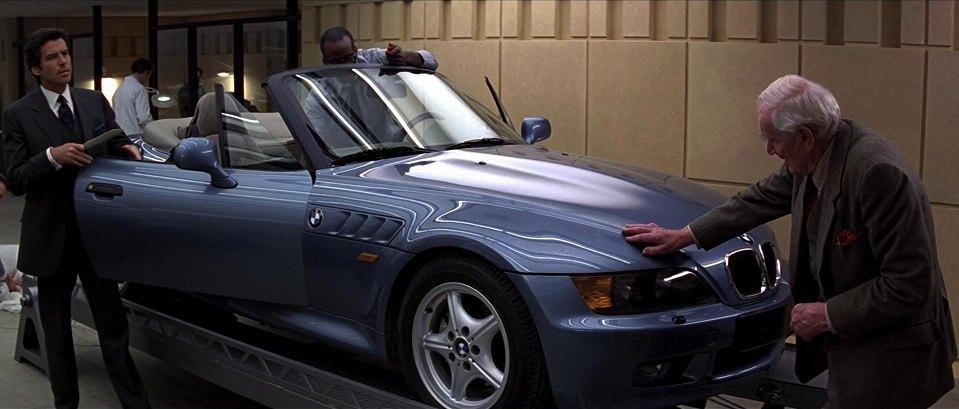 z3 bmw. 1995 BMW Z3 [E36/7] in