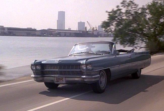 IMCDborg Cadillac DeVille Convertible In Miami Vice - Cadillac dealer miami
