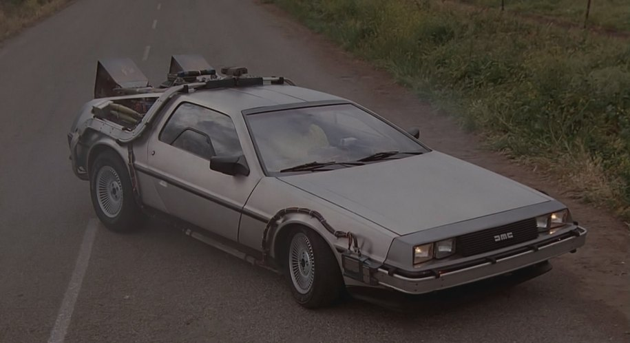 "IMCDb.org: 1981 De Lorean DMC 12 in ""Back to the Future, 1985"""