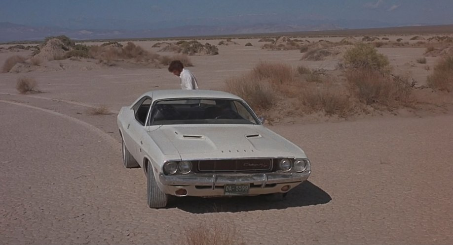 Imcdb Org 1970 Dodge Challenger R T In Quot Vanishing Point