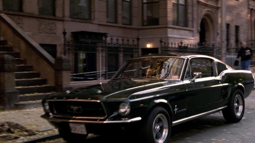 Imcdb Org 1967 Ford Mustang Fastback 2 2 In Quot Vanilla Sky
