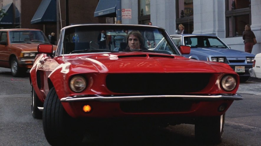 1967 ford mustang in innerspace 1987. Black Bedroom Furniture Sets. Home Design Ideas