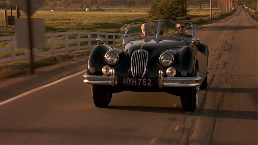 1956 Jaguar XK 140 Replica Roadster by Cinema Cars