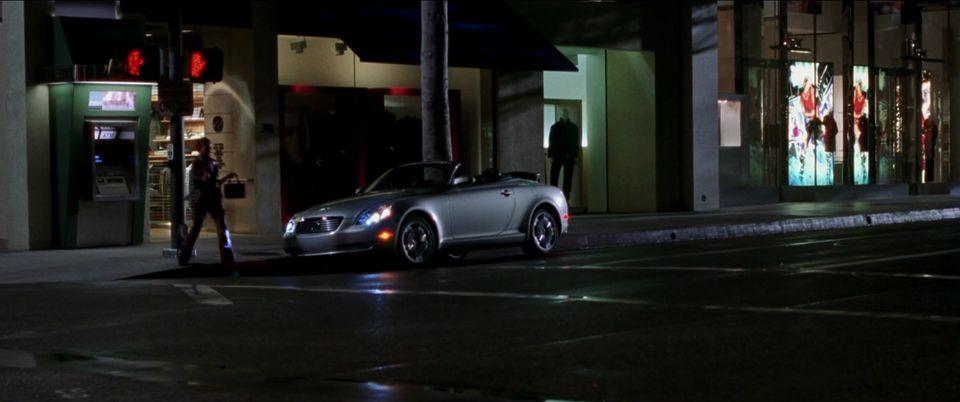 """IMCDb.org: 2002 Lexus SC 430 [UZZ40] in """"Terminator 3 ..."""
