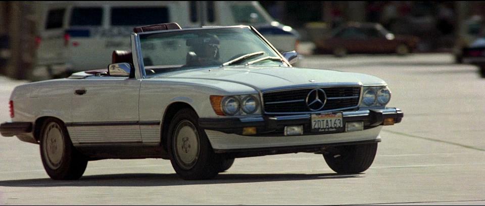 Mercedes Benz Beverly Hills >> Imcdb Org 1986 Mercedes Benz 560 Sl R107 In Beverly