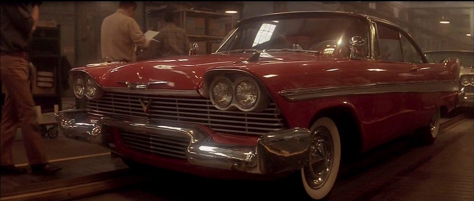1958 Plymouth Belvedere (as Fury)