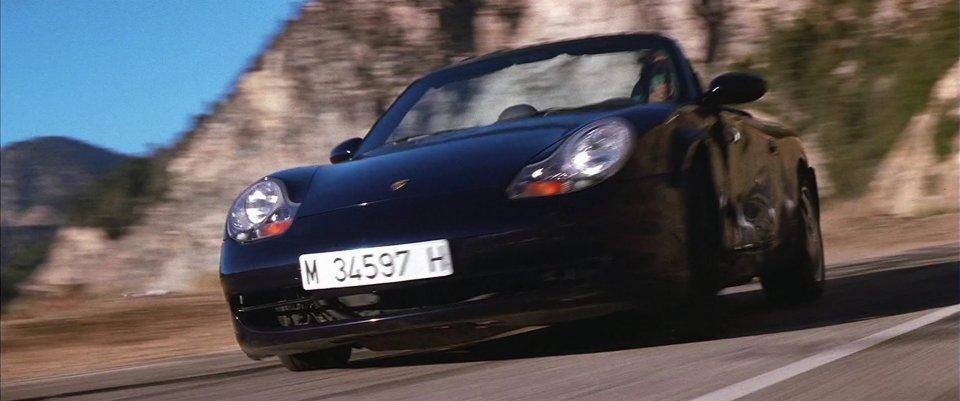 Imcdb Org 1999 Porsche 911 Carrera Cabrio 996 In