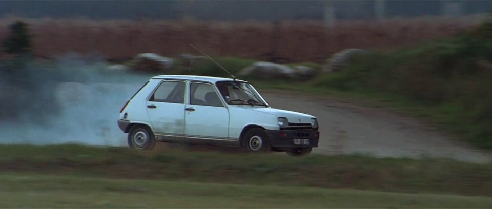 Imcdb 1982 Renault 5 Tl Srie 1 R1392 In The Transporter 2002