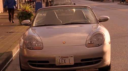 pfanaticle porsche 911 carrera cabrio in smallville