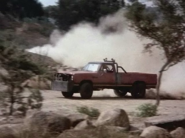 1979 Dodge W-150 Macho Power Wagon