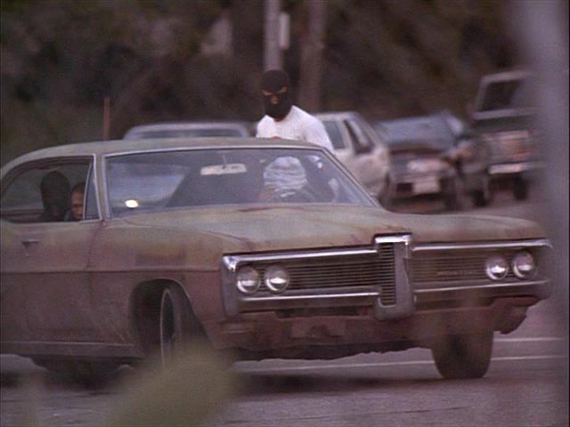 Imcdborg 1968 Pontiac Executive Four Door Hardtop In Menace Ii