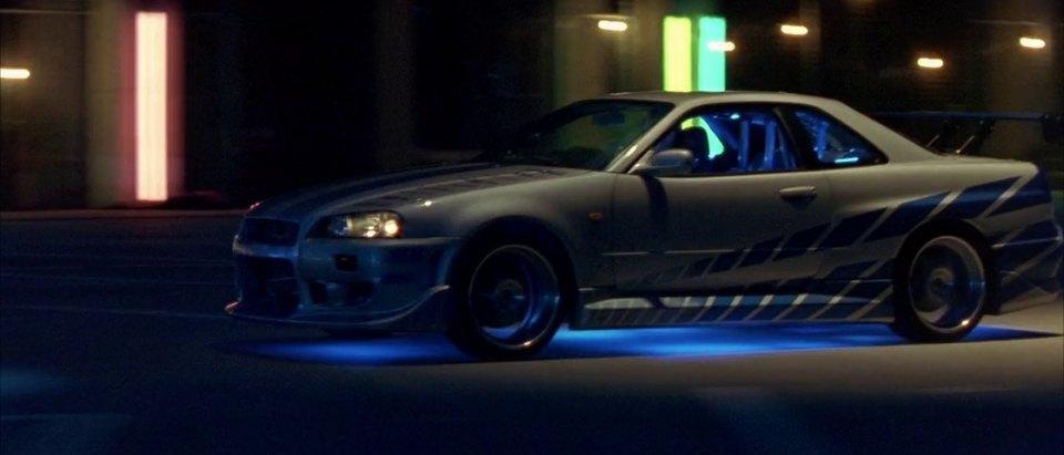 1999 Nissan Skyline GT-R [R34]