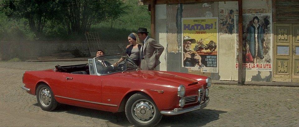 Imcdb 1962 Alfa Romeo 2600 Spider Touring 10601 In Le