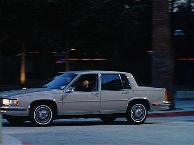 Imcdb Org 1988 Cadillac Sedan Deville In Quot Twins 1988 Quot