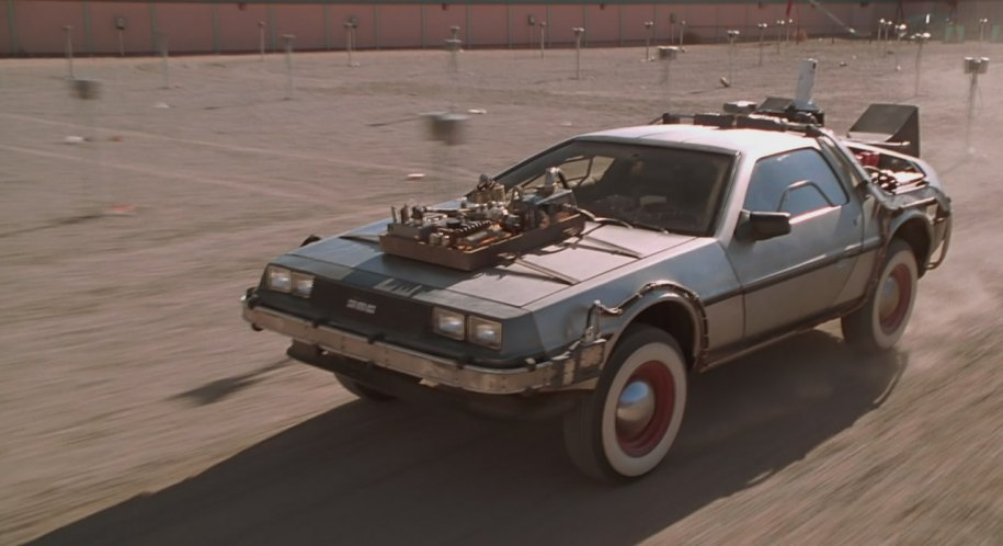 Back To The Future Part 3 Delorean | www.pixshark.com ...