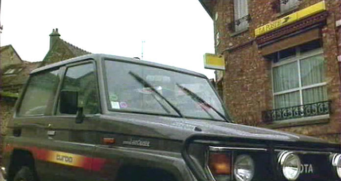 1984 Toyota Land Cruiser Turbo [J70]