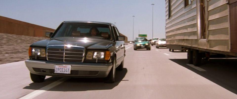 1987 Mercedes Benz 420 Sel W126