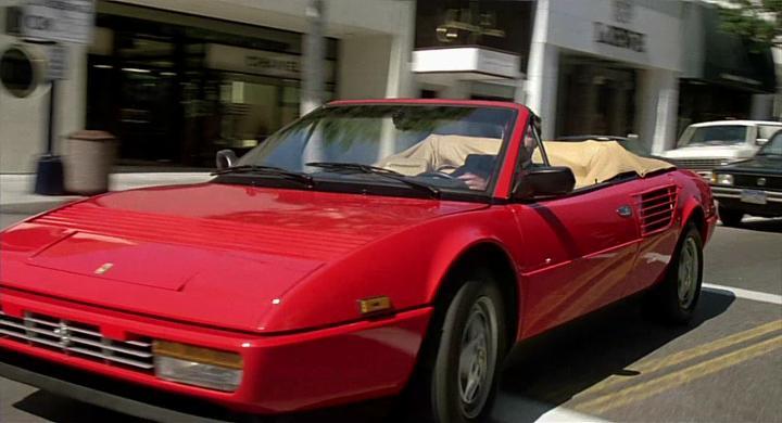 IMCDb.org: 1986 Ferrari Mondial 3.2 Cabriolet in