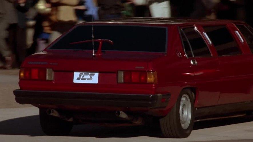 Imcdb Org 1987 Maserati Quattroporte Ultra Limousine Iii