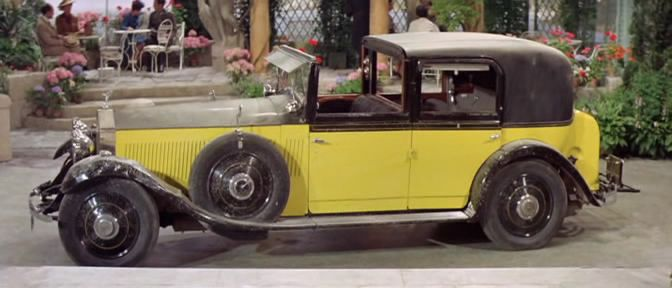 Imcdb Org 1931 Rolls Royce Phantom Ii In The Yellow Rolls Royce 1964
