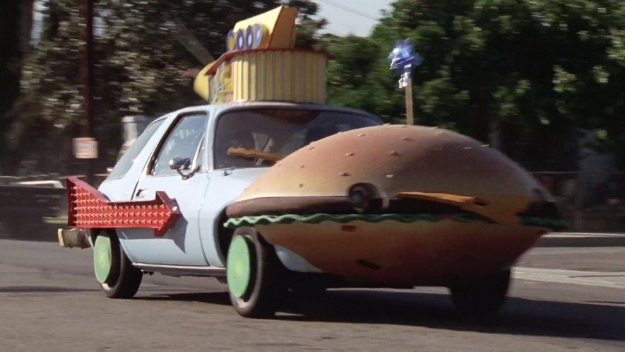 Imcdb Org 1976 Amc Pacer Burgermobile In Quot Good Burger 1997 Quot