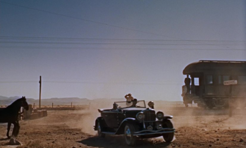 1930 Duesenberg J Convertible Berline by Murphy [2374]