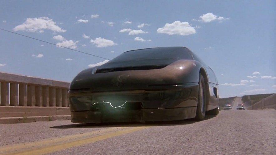 """The Wraith Car: IMCDb.org: Dodge M4S Turbo Interceptor In """"The Wraith, 1986"""""""