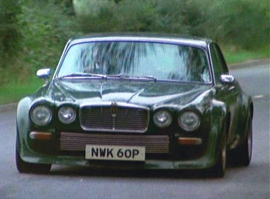 1976 Broadspeed Jaguar XJ12 C 5.3 Automatic 'Big Cat'