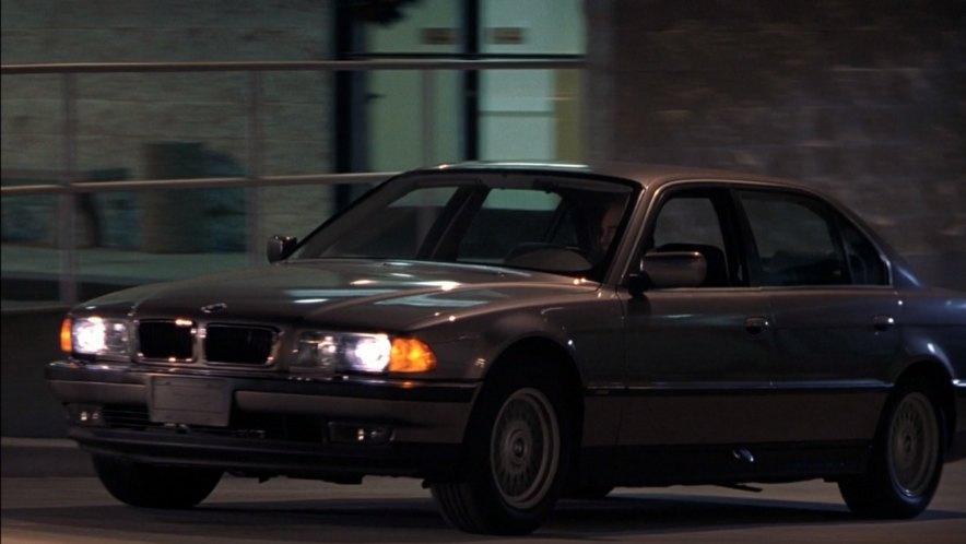 "IMCDb.org: 1995 BMW 740iL [E38] in ""Bad Santa, 2003"""