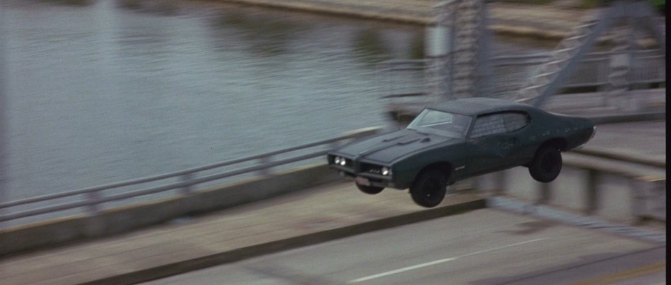 Imcdb Org 1969 Pontiac Gto In The Punisher 2004