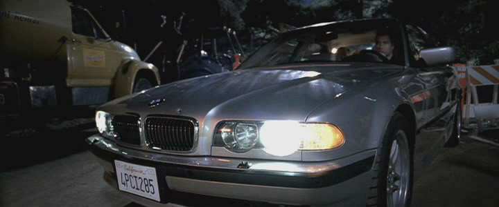 IMCDb.org: 2001 BMW 740i [E38] in \
