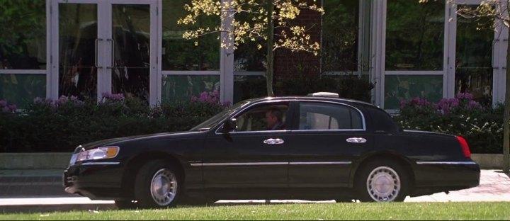 1998 Lincoln Town Car Executive Series