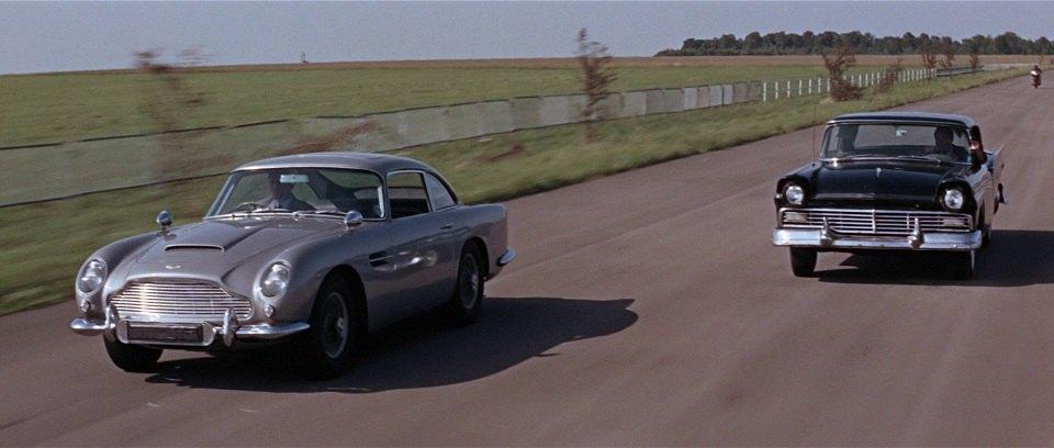 Imcdb Org 1963 Aston Martin Db5 Dp216 1 In Thunderball 1965