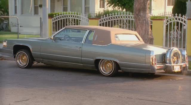 IMCDb.org: 1982 Cadillac Coupe DeVille in