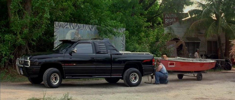 Imcdb 1997 Dodge Ram 1500 Sport In Wild Things 1998