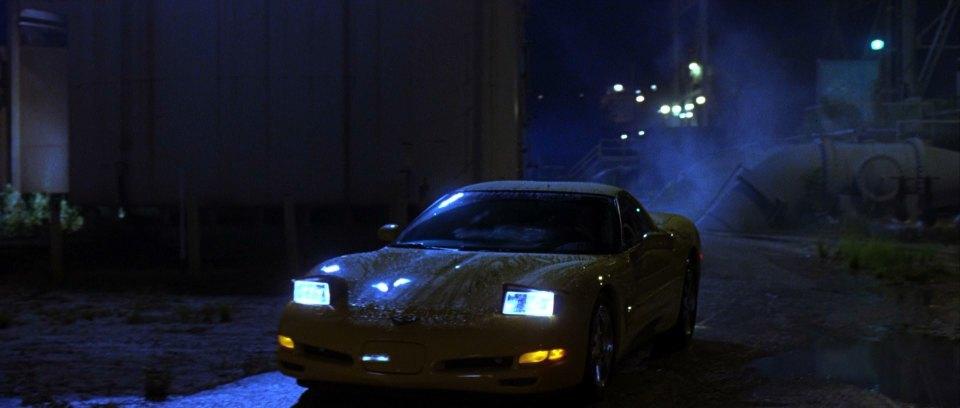 Imcdb 1997 Chevrolet Corvette C5 In The Punisher 2004