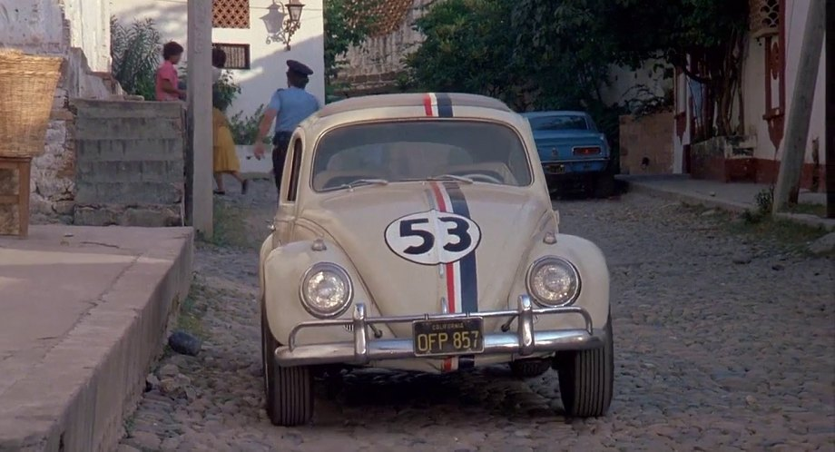 1963 Volkswagen Sun-Roof Sedan 'Beetle' [Typ 1]