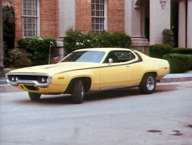 1971 Plymouth Satellite Sebring