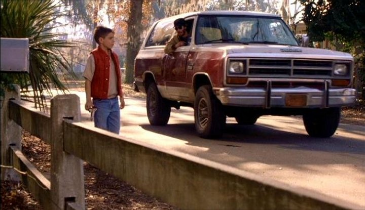 """IMCDb.org: 1986 Dodge Ramcharger in """"The Gift, 2000"""""""