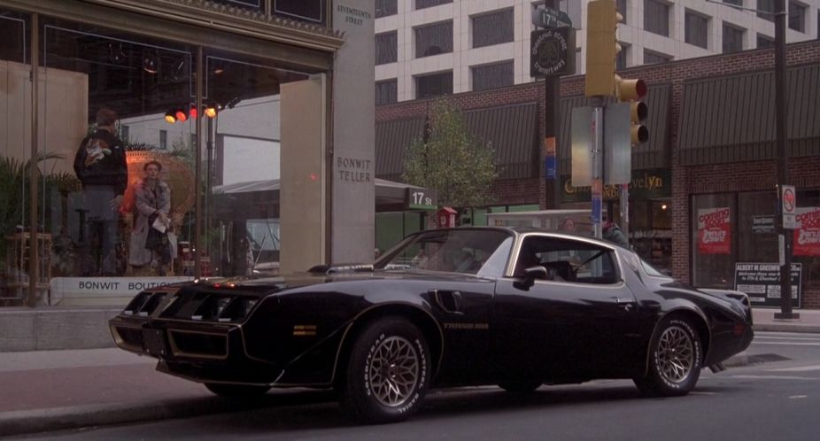1979 Pontiac Firebird Trans Am In Rocky Ii 1979