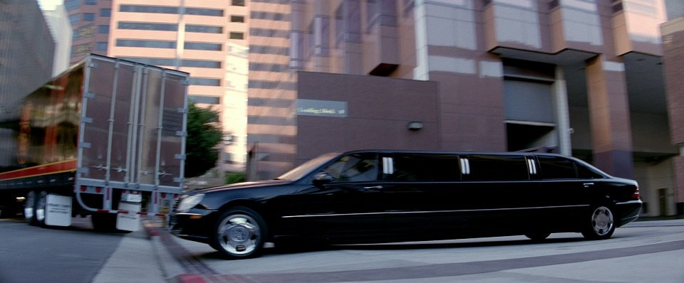 2001 Mercedes-Benz S 600 Stretched Limousine [V220]