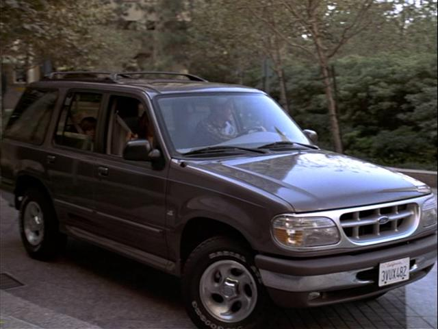 1996 ford explorer xlt v8 un105 in liar liar 1997. Black Bedroom Furniture Sets. Home Design Ideas