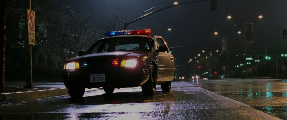 Ford Crown Victoria Police Interceptor P