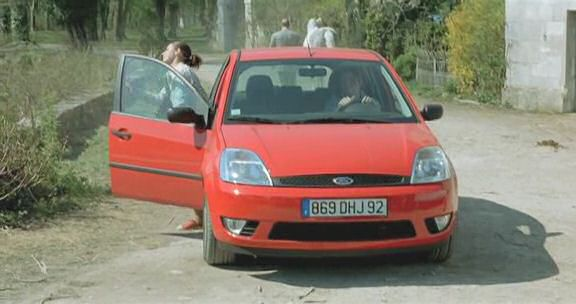 2002 Ford Fiesta MkV