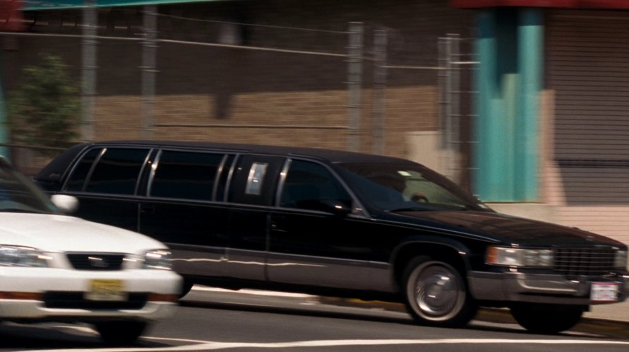 1993 Cadillac Fleetwood Stretched Limousine