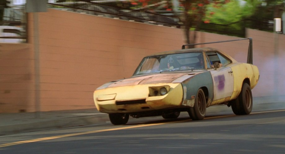 Imcdb Org 1969 Dodge Charger Daytona Replica In Quot Joe Dirt