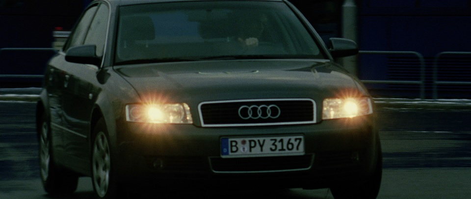 2003 audi a4 1 9 tdi b6 typ 8e in the bourne. Black Bedroom Furniture Sets. Home Design Ideas