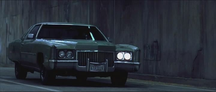 """IMCDb.org: 1972 Cadillac Fleetwood Eldorado in """"Highwaymen ..."""