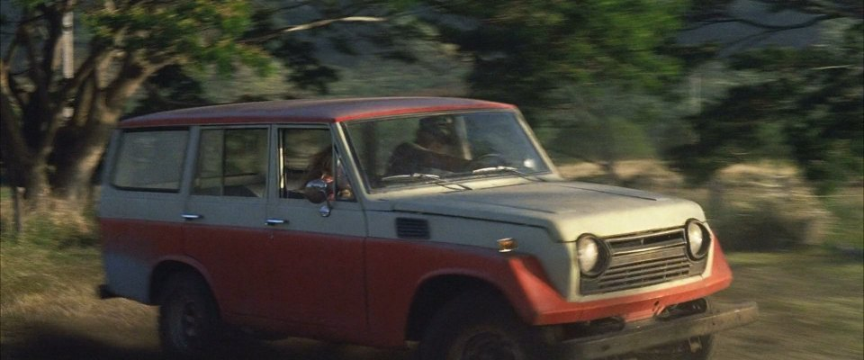1968 Toyota Land Cruiser LG Station Wagon [J50]